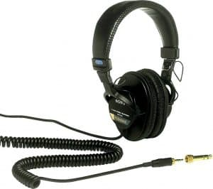 Sony MDR7506 Product Image