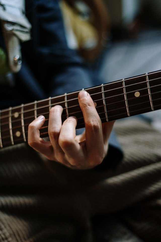A Barre Chord Example